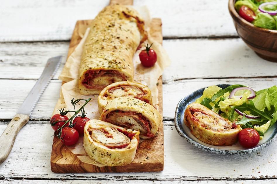 Vleeschwaar-Stromboli francescakookt