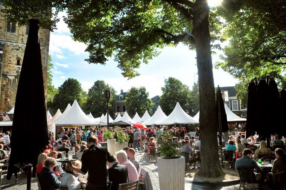 Vleeschwaar uit Proef-Eet food festival Enschede