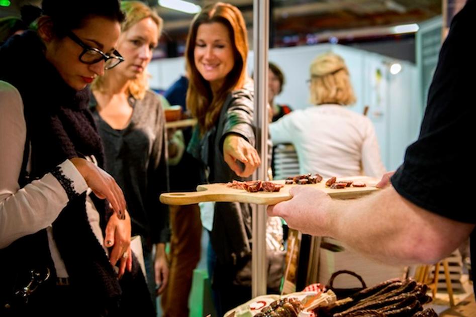 Vleeschwaar Uit event De Tasty Jaarbeurs Utrecht