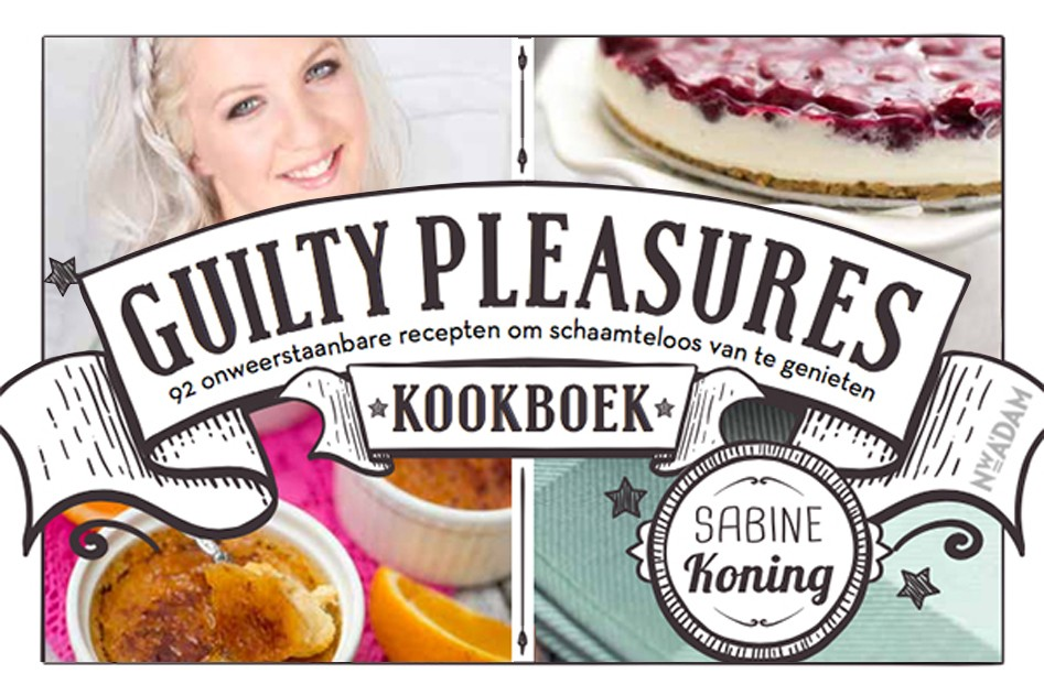 Vleeschwaar OhMyFoodness Sabine Koning Guilty Pleasures kookboek Oh My Foodness