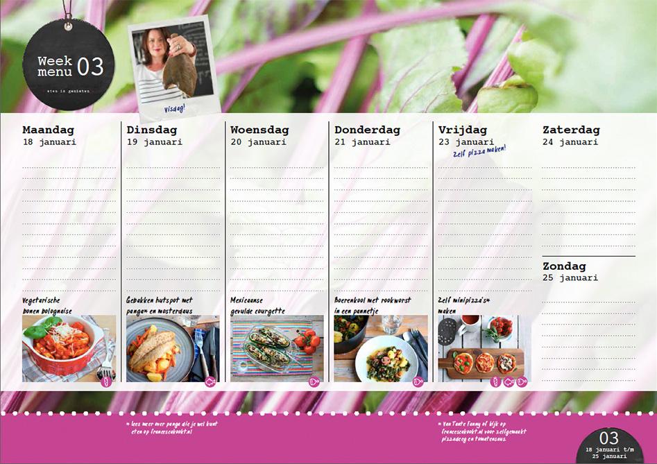 1.Francesca-kookt-eetkalender-vleeschwaar-nieuwsch-vleeswaren