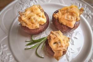 Vleeschwaar-recept-vleeswaren-gevulde-kastanjechampignons-sjalot-droge-worst-3