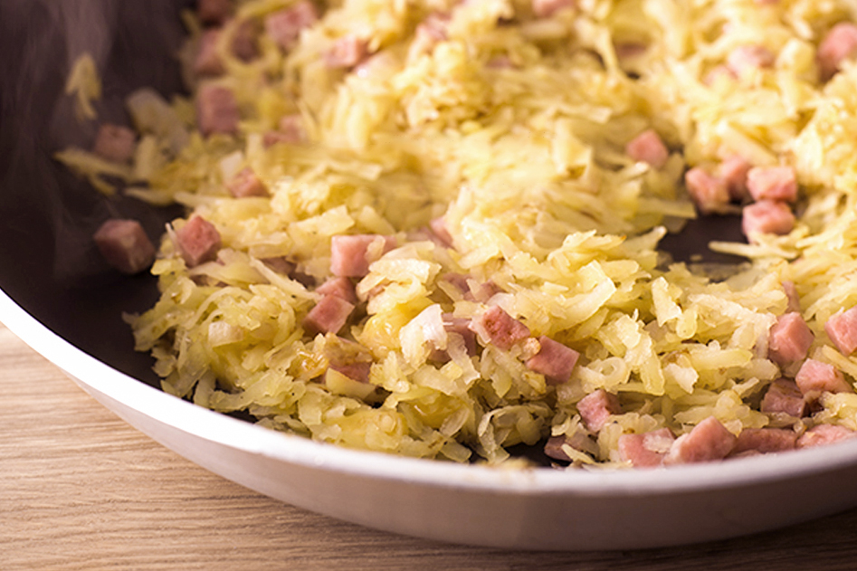 Vleeschwaar-recept-vleeswaren-OMF-OhMyFoodness-Zwitserse-aardappelschotel-hamblokjes-ham-6