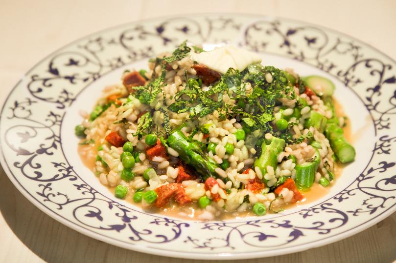 Vleeschwaar-vleeswaren-recept-chorizo-risotto-24Kitchen-Rudolph-van-Veen-8