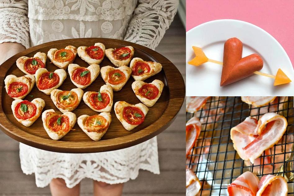Tip recepten voor valentijnsdag vleeschwaar