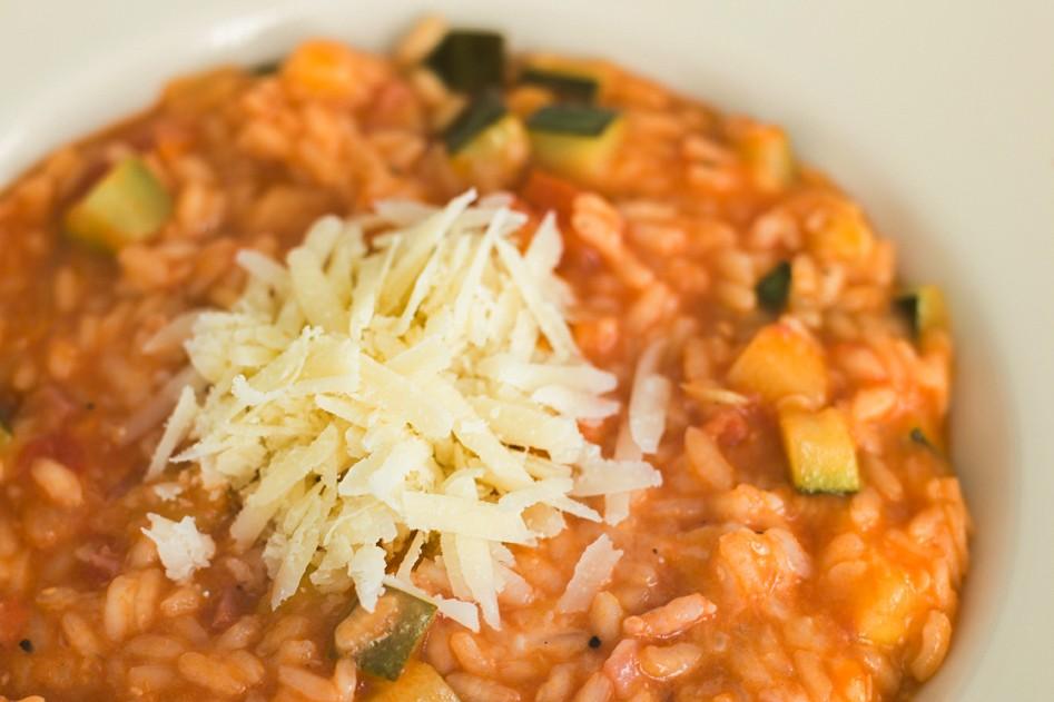 Vleeschwaar-recept-risotto-tomatenrisotto-bacon-vleeswaren-9