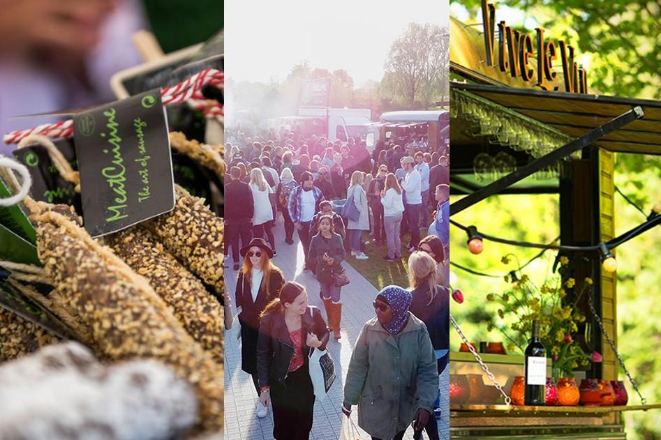 Vleeschwaar vleeswaren uit food festivals events in juni foodfestival fest