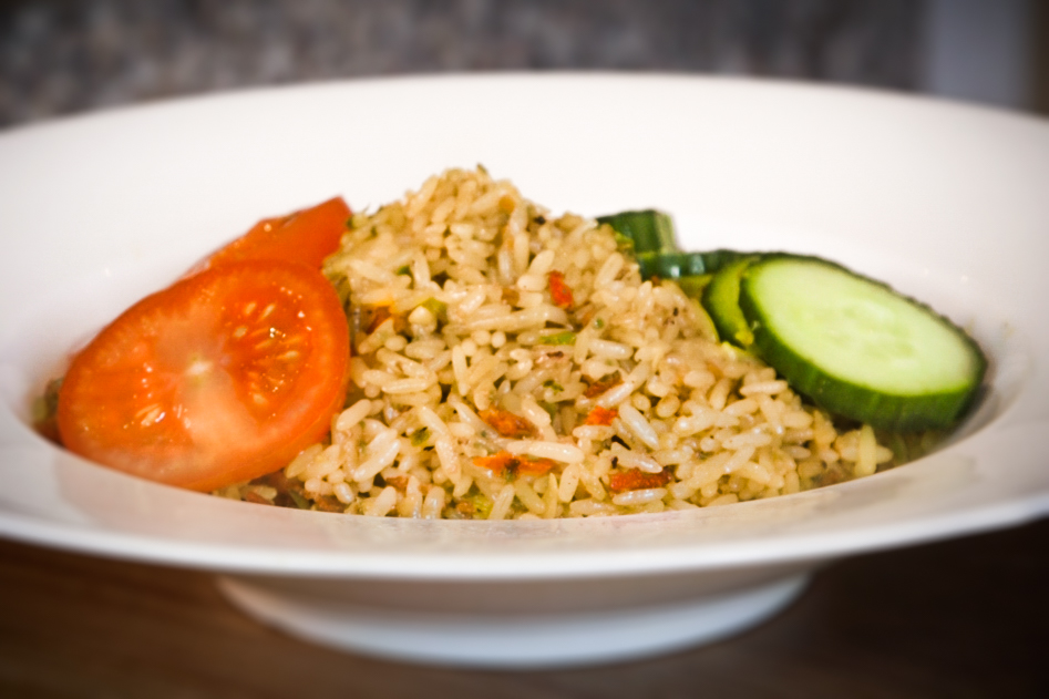 Vleeschwaar-vleeswaren-recept-chorizo-worst-nasi-goreng-kampung-Agus-Hermawan-12