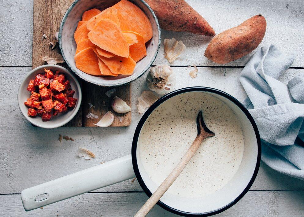 chorizo aardappel recept